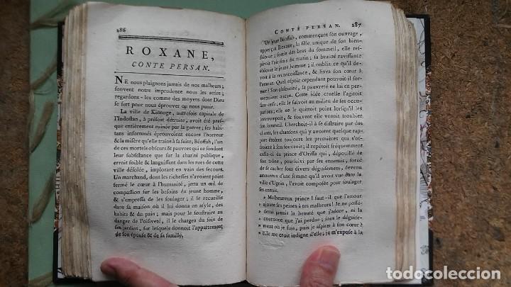 Libros antiguos: Cuentos de hadas siglo XVIII. Le cabinet des fées ou Collection choisie des contes (1786) ¡¡Bonito!! - Foto 17 - 78469961