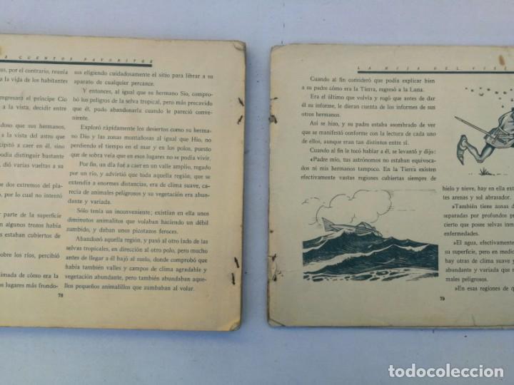 Libros antiguos: ANTIGUO Y PRECIOSO CUENTO LA HIJA DEL VISIR - CALLEJA - DESPEGADO EL LOMO - AÑOS 20 - - Foto 2 - 204319040