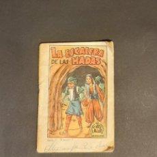 Libros antiguos: DESVENTURAS DE TRAGANIÑOS Y LA ESCALERA DE LAS HADAS -TESORO DE CUENTOS - BRUGUERA. Lote 204842990