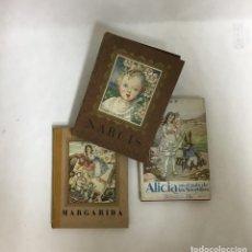 Libros antiguos: NARCIS, MARGARIDA, ALICIA - LOLA ANGLADA I SARRIERA. Lote 204993306