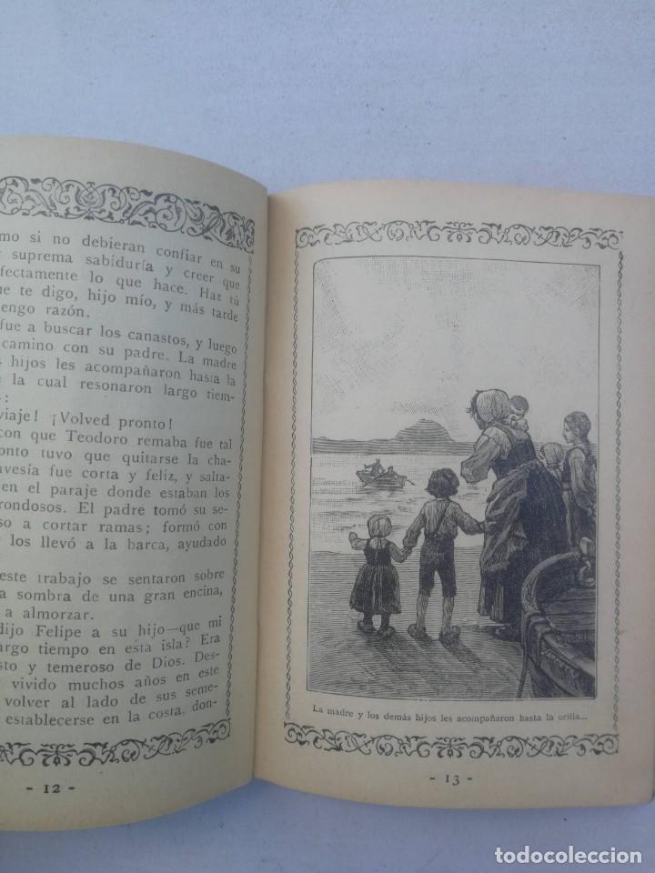 Libros antiguos: EL JOVEN ERMITAÑO - CRISTÓBAL SCHMID - SATURNINO CALLEJA - 1927 - - Foto 4 - 205035491