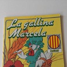 Libros antiguos: CUENTO EN CATALÁN «LA GALLINA MARCELA». Lote 205119273