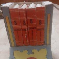 Libros antiguos: GUIÑOL DE CARTON CON 23 PEQUEÑOS CUENTOS INFANTILES. Lote 205177238