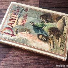 Libros antiguos: DANIEL O EL CAUTIVERIO DE BABILONIA, (CALLLEJA). Lote 205238536