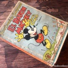 Libros antiguos: EL RATON MICKEY EN EL CIRCO, ILUSTRACION SORPRESA, WALT DISNEY, POP UP, (MOLINO).. Lote 205240378