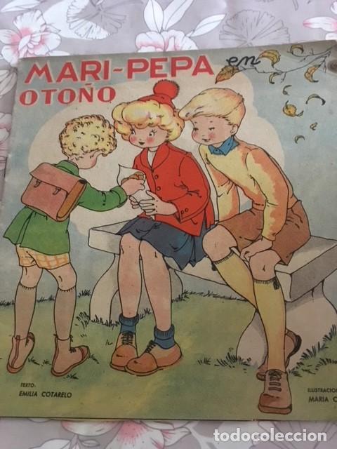 CUENTO MARI-PEPA EN OTOÑO (Libros Antiguos, Raros y Curiosos - Literatura Infantil y Juvenil - Cuentos)