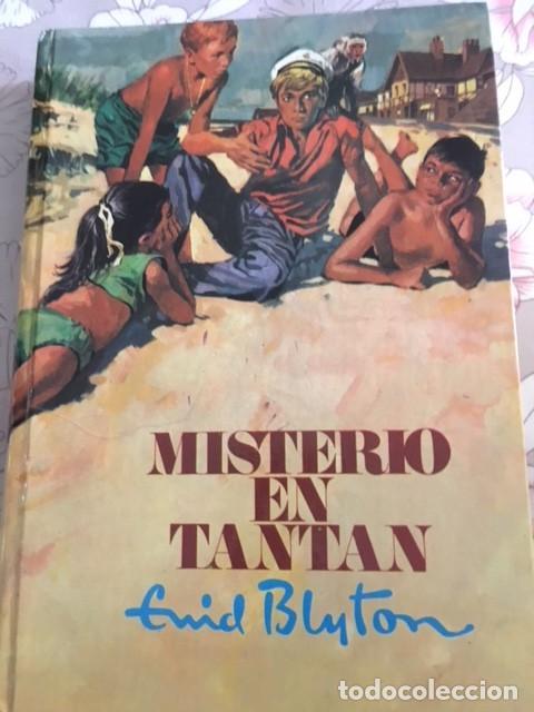 MISTERIO EN TANTAN. ENID BLYTON. (Libros Antiguos, Raros y Curiosos - Literatura Infantil y Juvenil - Cuentos)