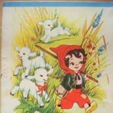 Libros antiguos: ARTURIN Y SUS CORDERITOS (COLECCIÓN DE CUENTOS INFANTILES SERIE PRIMICIAS Nº 17) ROMA 1960. Lote 205538972