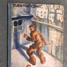 Libros antiguos: LAS GAFAS. CUENTOS CENIT PARA NIÑOS, HERMINIA ZUR MUHLEN (A.1931). Lote 205597588