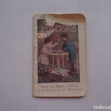 Libros antiguos: PEQUEÑO CUENTO JUSTO CASTIGO GASSO HNOS.. Lote 206810625