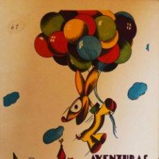 Libros antiguos: PIPO Y PIPA EN BUSCA DEL PRÍNCIPE TINTILINTIN - SALVADOR BARTOLOZZI. Lote 206865952