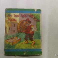 Libros antiguos: LOS TRES PELOS DEL DIABLO COLECCIÓN EDITORIAL FHER Nº 15 1970. Lote 206927952
