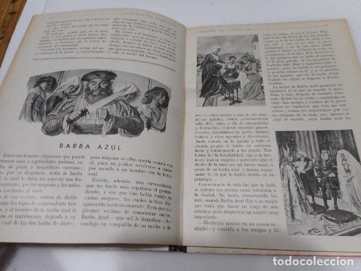 Libros antiguos: Cuentos de Perrault Q843W - Foto 3 - 207001456