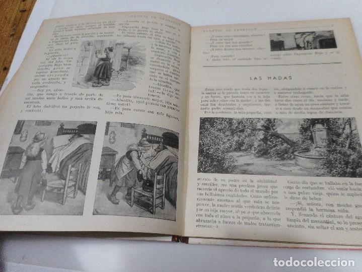 Libros antiguos: Cuentos de Perrault Q843W - Foto 4 - 207001456