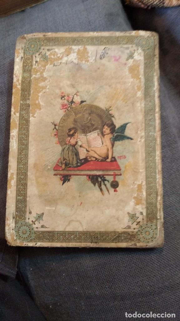 Libros antiguos: EL MUNDO DE LO PEQUEÑO 1901 (prodigios del microscopio) D. Roque Gálvez y Encinar, 66 grabados - Foto 3 - 207409982