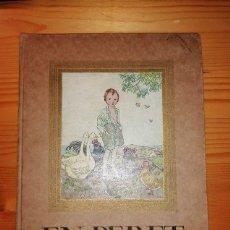 Libri antichi: EN PERET - LOLA ANGLADA I SARRIERA - JOAN SALLENT, SABADELL, 1936 - 2A EDICIÓ. Lote 207582843
