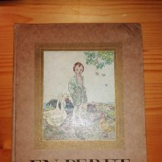 Libros antiguos: EN PERET - LOLA ANGLADA I SARRIERA - JOAN SALLENT, SABADELL, 1936 - 2A EDICIÓ. Lote 207582843