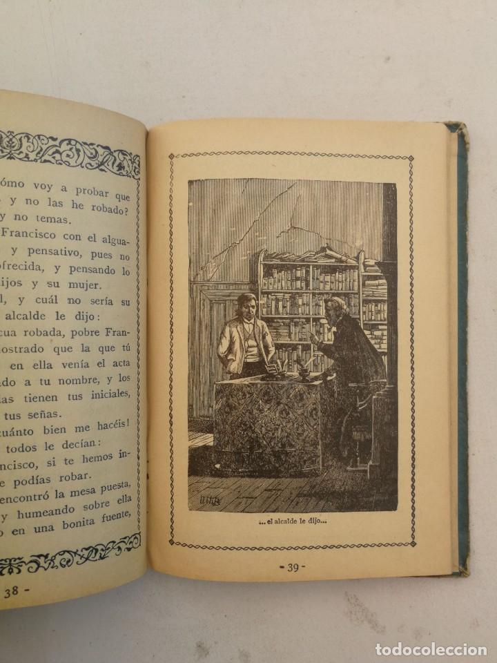 Libros antiguos: ANTIGUO Y PRECIOSO LIBRITO - POR AMBICIOSO - LA CARGA DE AZAFRAN, LA MUERTE BURLADA, UNA BORMA ORIGI - Foto 3 - 207647647