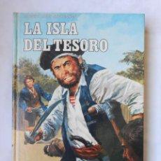 Libros antiguos: LA ISLA DEL TESORO. CLÁSICOS DE LA JUVENTUD. ROBERT LOUIS STEVENSON 1980. Lote 207670550