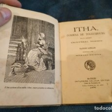 Libros antiguos: 1876. ITHA, CONDESA DE TOGGERBOURG - CRISTOBAL SCHMID. CALLEJA. Lote 207904286