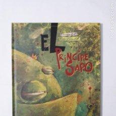 Libros antiguos: EL PRÍNCIPE SAPO. CARMEN GIL & VICTOR ESCANDELL. Lote 208310885