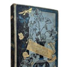 Livros antigos: 1883 - CUENTOS DE HANS CHRISTIAN ANDERSEN - APRECIADA Y RARA EDICIÓN ILUSTRADA - LITERATURA INFANTIL. Lote 208747310