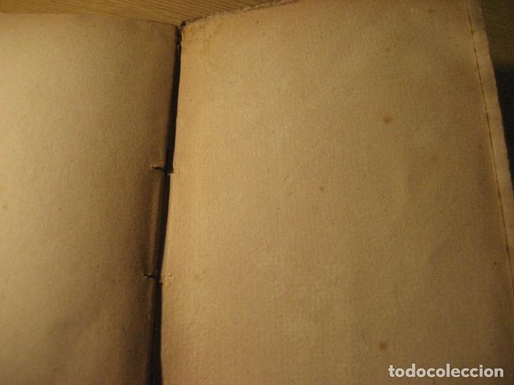 Libros antiguos: els dos camins . folch i torres . col.lecció mon tresor dedicado y firmado por el autor año 1921 - Foto 8 - 208978186