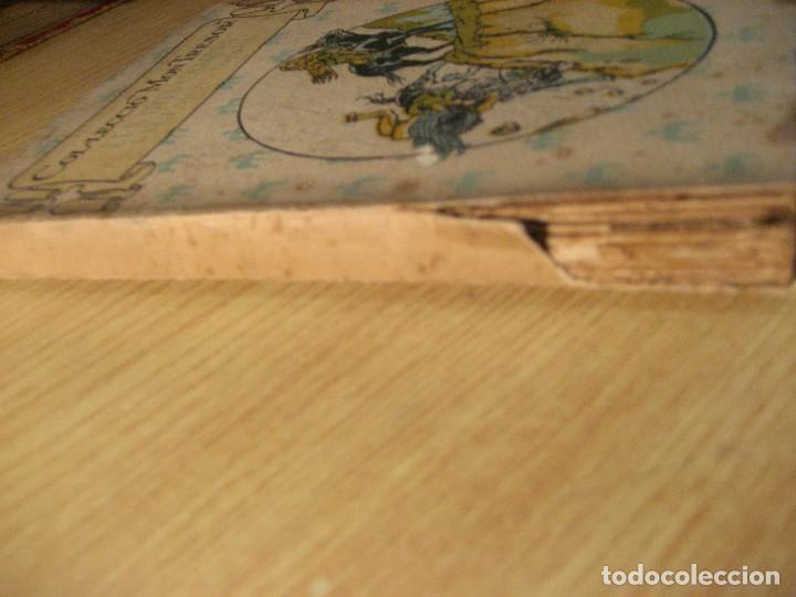 Libros antiguos: els dos camins . folch i torres . col.lecció mon tresor dedicado y firmado por el autor año 1921 - Foto 9 - 208978186
