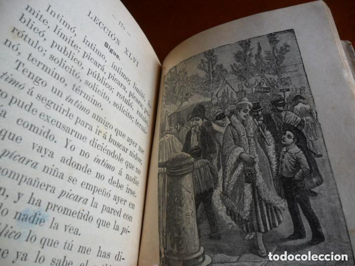 Libros antiguos: FRASES Y CUENTOS PARA NIÑOS - EDT SATURNINO CALLEJA - 1883 - Foto 3 - 209233902