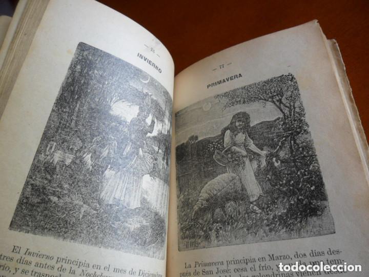 Libros antiguos: FRASES Y CUENTOS PARA NIÑOS - EDT SATURNINO CALLEJA - 1883 - Foto 4 - 209233902