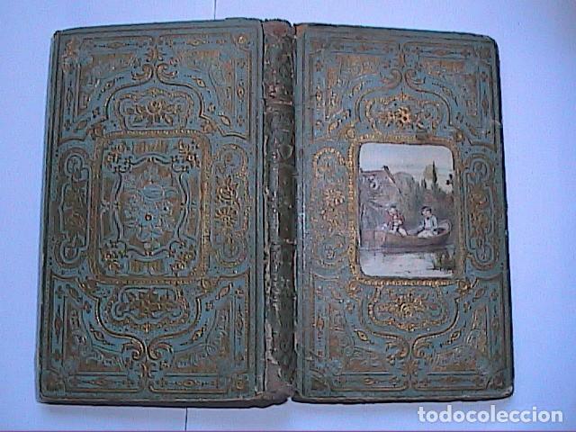 Libros antiguos: CUENTOS Y RELATOS INSTRUCTIVOS Y DIVERTIDOS JUNTO AL FUEGO. 1858. LÉON FORSTER. EN FRANCÉS. - Foto 2 - 209910223