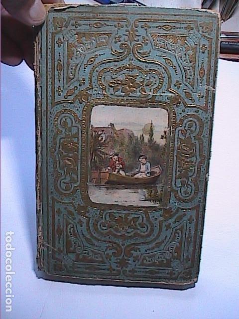 Libros antiguos: CUENTOS Y RELATOS INSTRUCTIVOS Y DIVERTIDOS JUNTO AL FUEGO. 1858. LÉON FORSTER. EN FRANCÉS. - Foto 3 - 209910223
