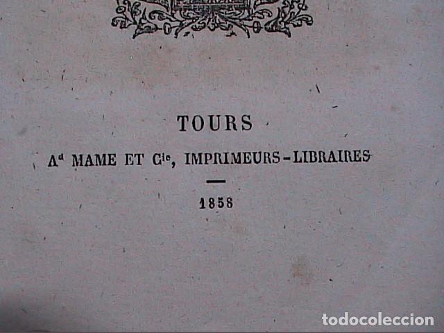 Libros antiguos: CUENTOS Y RELATOS INSTRUCTIVOS Y DIVERTIDOS JUNTO AL FUEGO. 1858. LÉON FORSTER. EN FRANCÉS. - Foto 4 - 209910223