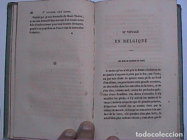 Libros antiguos: CUENTOS Y RELATOS INSTRUCTIVOS Y DIVERTIDOS JUNTO AL FUEGO. 1858. LÉON FORSTER. EN FRANCÉS. - Foto 5 - 209910223