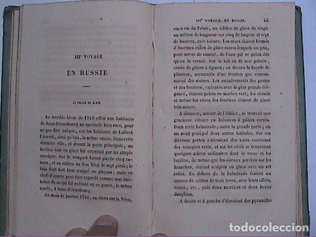 Libros antiguos: CUENTOS Y RELATOS INSTRUCTIVOS Y DIVERTIDOS JUNTO AL FUEGO. 1858. LÉON FORSTER. EN FRANCÉS. - Foto 6 - 209910223