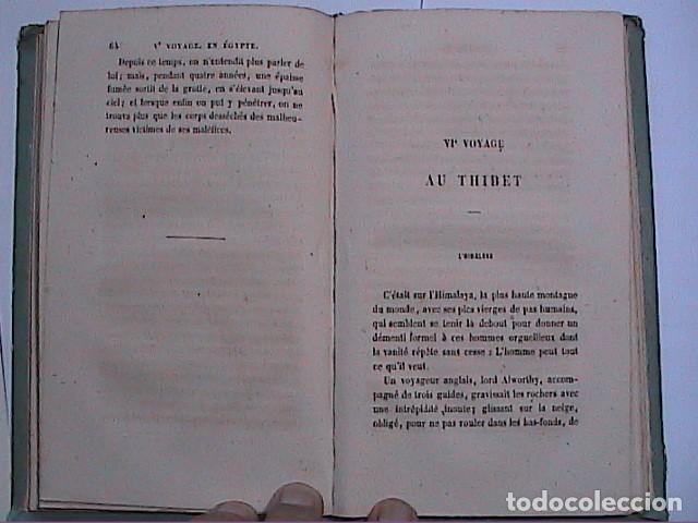 Libros antiguos: CUENTOS Y RELATOS INSTRUCTIVOS Y DIVERTIDOS JUNTO AL FUEGO. 1858. LÉON FORSTER. EN FRANCÉS. - Foto 7 - 209910223