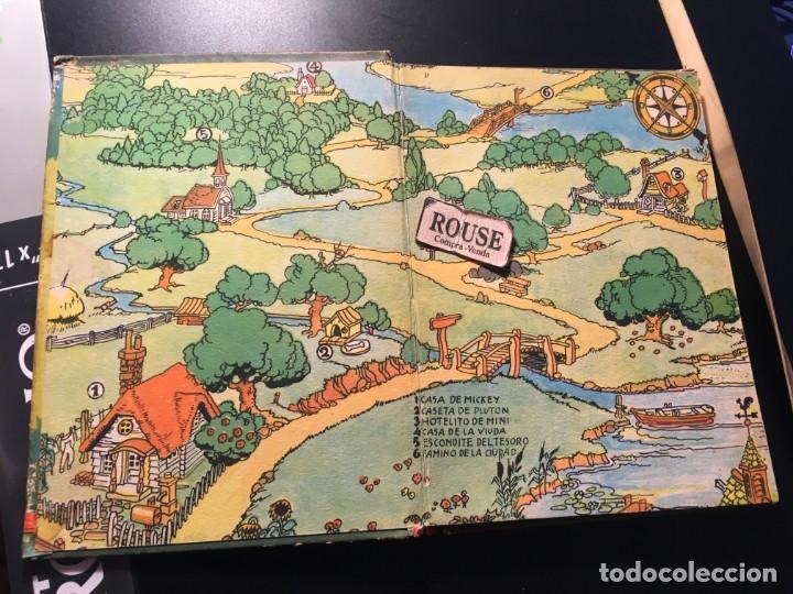 Libros antiguos: NUEVOS CUENTOS DE MICKEY MOUSE - 1935 CON ILUSTRACIONES DE WALT DISNEY adaptacion del texto para los - Foto 4 - 209915126
