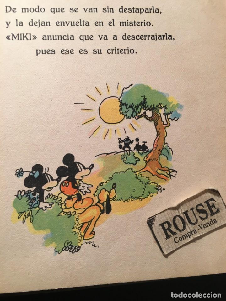 Libros antiguos: NUEVOS CUENTOS DE MICKEY MOUSE - 1935 CON ILUSTRACIONES DE WALT DISNEY adaptacion del texto para los - Foto 7 - 209915126