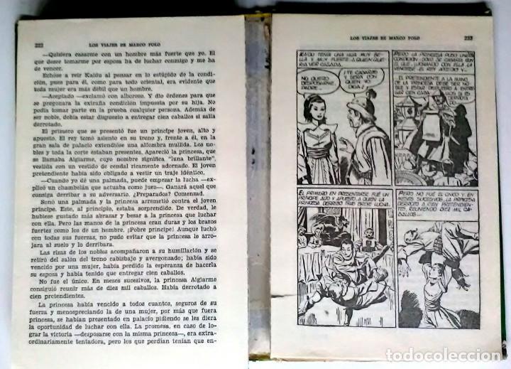 Libros antiguos: LOS VIAJES DE MARCO POLO. BRUGUERA. 4ª EDICION 1963 - Foto 2 - 209924730