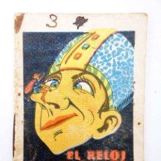 Libros antiguos: JUGUETES INSTRUCTIVOS. CUENTOS DE CALLEJA SERIE I. Nº 4. EL RELOJ DE LOS GENIOS 1933. Lote 210280440