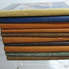 Libros antiguos: NARRACIONES ESCOLARES -P. FRANCISCO FINN, S.J. - LOTE 10 TOMOS. Lote 212395723