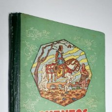 Libros antiguos: CUENTOS DEL DOMINGO *** ORIGINALES E INÉDITOS DE REGINA OPISSO DE LLORENS *** 1931. Lote 213497075