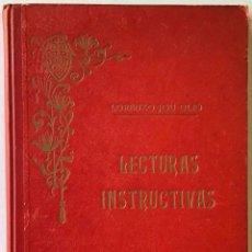 Libros antiguos: (I) EL GUSANO DE SEDA. (II) A ORILLAS DEL NILO. (III) LOS PERROS. (IV) CULTIVO DEL LINO. (V) PRODUC. Lote 123204067