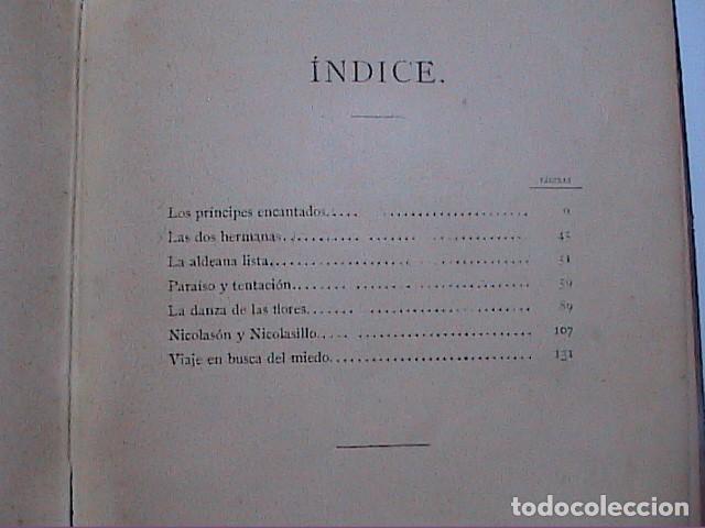 Libros antiguos: PREMIO DE APLICACIÓN. CUENTOS PARA NIÑOS. 1903. SATURNINO CALLEJA. - Foto 2 - 214047453