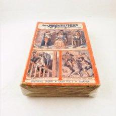 Libros antiguos: LOS MOSQUETEROS DE QUINCE AÑOS (COMPLETA 50 NUMEROS) GUERRI. Lote 215345493