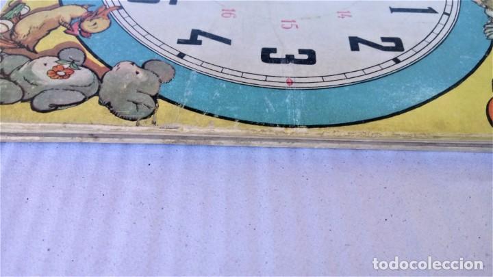Libros antiguos: CUENTO RELOJ, TIC TAC, AÑO 1942, DE MERCE LLIMONA,DEDICADO Y FIRMADO,EPOCA LOLA ANGLADA, CATALUÑA - Foto 13 - 215936426