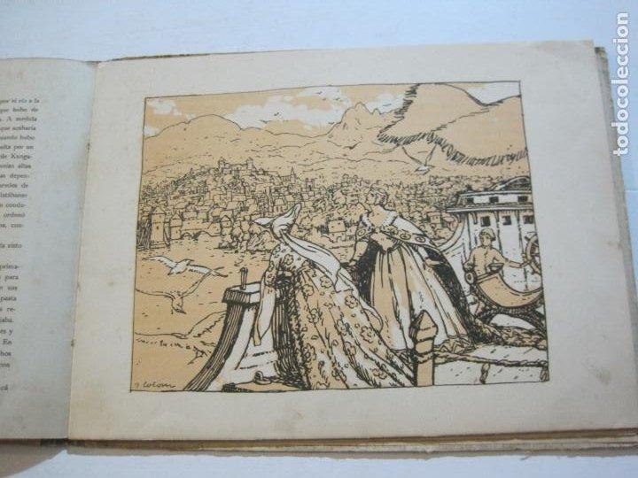 Libros antiguos: LA LEYENDA DEL REY OLAVO-LECTURAS SANTAS-EDITORIAL MUNTAÑOLA-JOSE CARNER-VER FOTOS-(V-22.150) - Foto 13 - 216605412