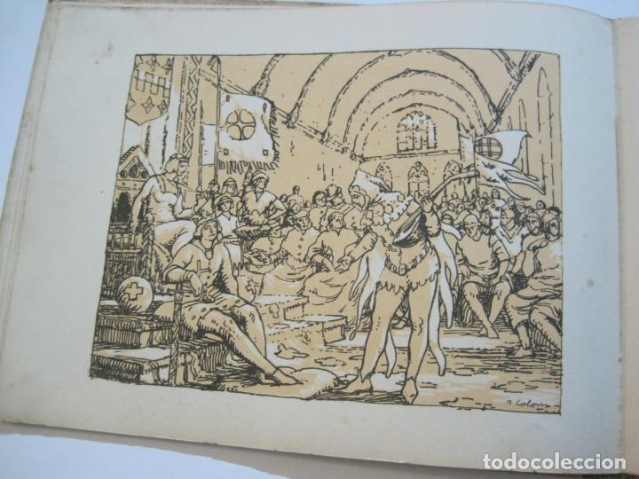 Libros antiguos: LA LEYENDA DEL REY OLAVO-LECTURAS SANTAS-EDITORIAL MUNTAÑOLA-JOSE CARNER-VER FOTOS-(V-22.150) - Foto 15 - 216605412