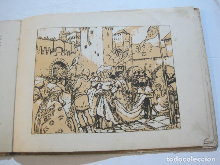 Libros antiguos: LA LEYENDA DEL REY OLAVO-LECTURAS SANTAS-EDITORIAL MUNTAÑOLA-JOSE CARNER-VER FOTOS-(V-22.150) - Foto 16 - 216605412