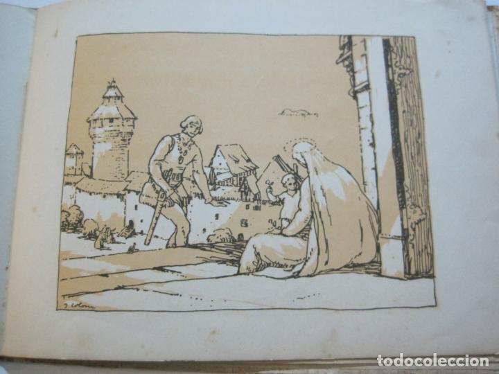 Libros antiguos: LA LEYENDA DEL REY OLAVO-LECTURAS SANTAS-EDITORIAL MUNTAÑOLA-JOSE CARNER-VER FOTOS-(V-22.150) - Foto 17 - 216605412